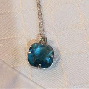 Brighton True Color Aqua Necklace